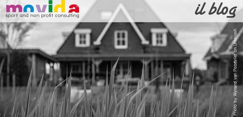 Cosa sapere per affittare/comprare un immobile? Guida per Associazioni e Società Sportive