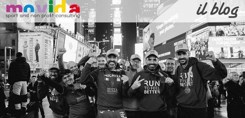 Sport e salute, case history esportabili: dal divano alla maratona in un anno!